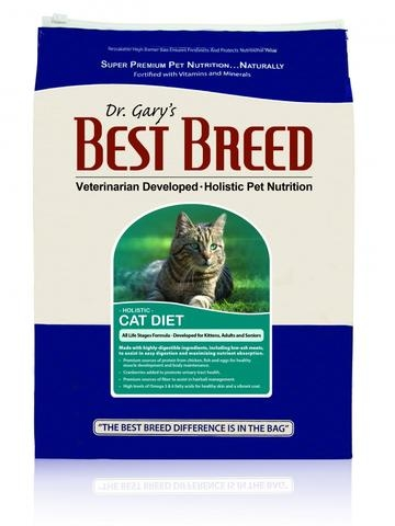 Best Breed All Life Stages Cat Food
