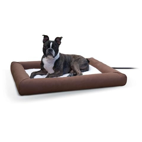 Deluxe Lectro-Soft Heated Pet Bed