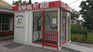 24-Hour Self-Service Dog Wash