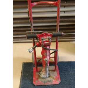 60 lb. Pneumatic Paving Breaker
