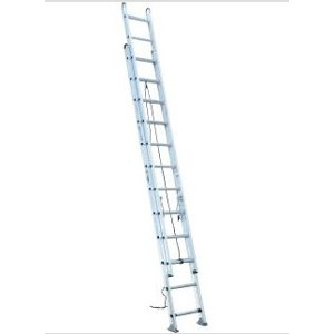 24 Ft. Aluminum Extension Ladder