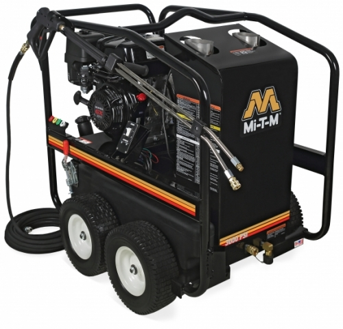 M-I-TM Hot Water Washer
