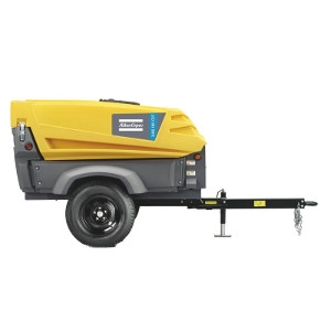 Atlas Copco Towable Air Compressor