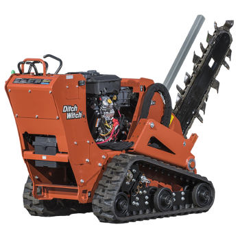 Ditch Witch Walk Behind Trencher | Wilton Springs True Value
