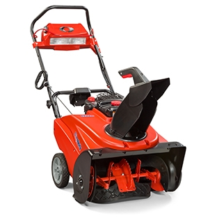 Simplicity Single-Stage Snow Blowers With SnowShredder™ Auger