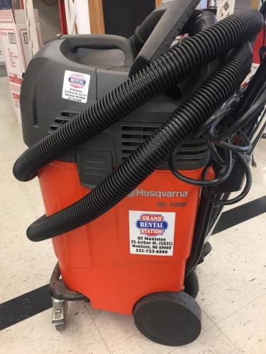 Husqvarna DC 1400 Dust Collector Vacuum
