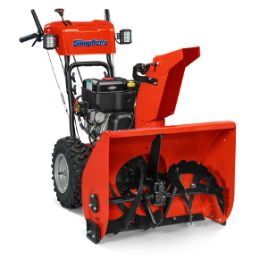 Simplicity Heavy-Duty Dual Stage Snow Blower