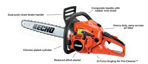 Echo CS-490 Chainsaw