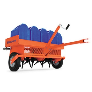 36 Inch Towable Aerator