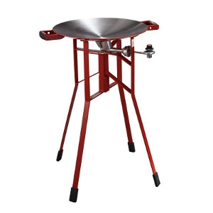 36-INCH TALL PORTABLE COOKER