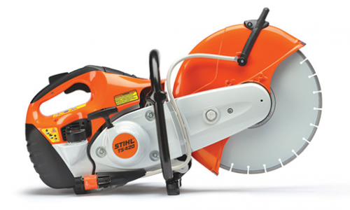 STIHL TS420 CUT OFF SAW