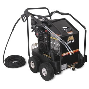 MI-T-M 2400 PSI Hot Water Pressure Washer