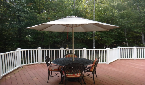 Adding Value to Your Home With a Finished Deck