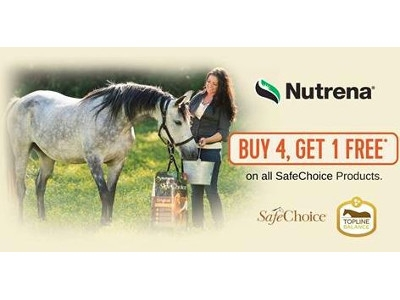 Buy 4 Bags - Get 1 Free on SafeChoice