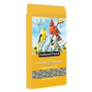 Feathered Friend Sunflower Meaties 30lb - $30.88