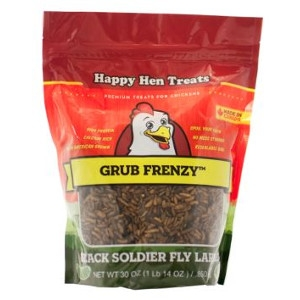 Happy Hen Grub Frenzy 30oz Hen Treat - $16.88