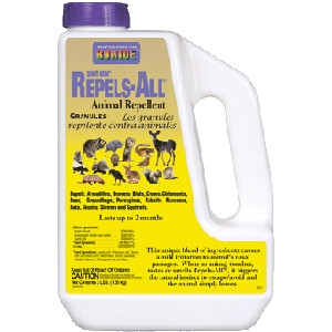 Bonide Shot Gun Repel's All Granules 3# - $15.88