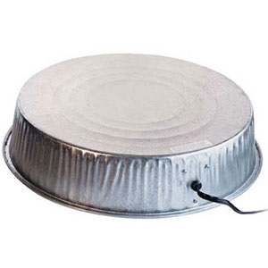 Heated Base for Poultry Fountains - $54.88