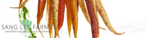 Sign Up Now for Certified Organic Vegetables