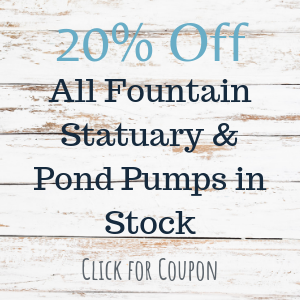 All Fountain Statuary & Pond Pumps