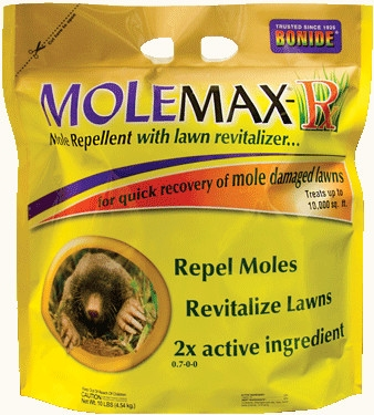 MoleMax Rx with Lawn Revitalizer