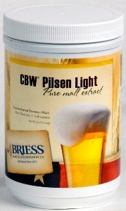 BRIESS EXTRACT PILSELIGHT 3.3LB JAR