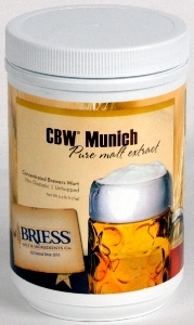 BRIESS EXTRACT MUNICH 3.3LB JAR