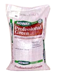 Agway Professional Mix Grass Seed, 25lb