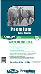 Agway Premium Pelleted Bedding, 40 lbs.
