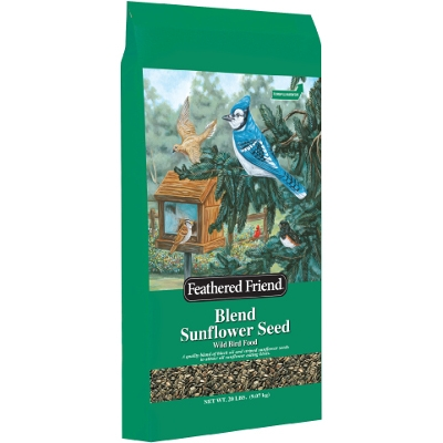 Feathered Friend Blend Sunflower Seed, 20lb