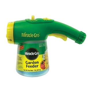 Miracle Gro Waterproof Garden Feeder
