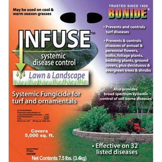 Bonide Infuse Systemic Disease Control Fungicide Granules, 7.5 lbs.