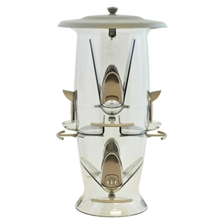 More Birds Abundance Songbird Feeder, 6 lb.