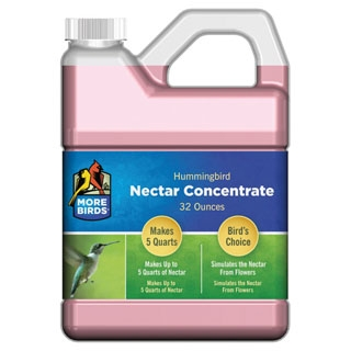 More Birds Hummingbird Nectar Concentrate, 32 oz.