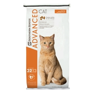 Southern States Advanced Cat Food, 7 lbs.