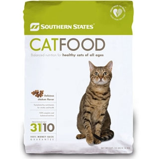 Southern States Cat Food 18lb