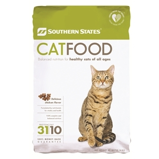 40 lbs Southern States Quality Cat Food - $23.88