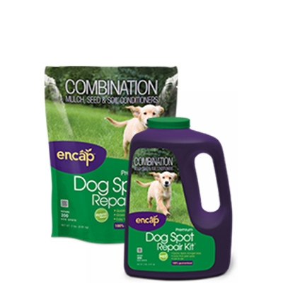 Encap Lawn Dog Spot Repair Kit, 2-lbs.