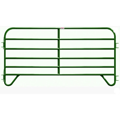 Green Corral Panel, 12 ft x 5 ft