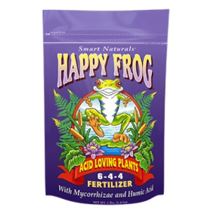 Happy Frog Acid Loving Plant Fertilizer, 4 lbs.