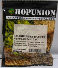 HOP PELLETS US NORTHERN BREWER 1 OZ