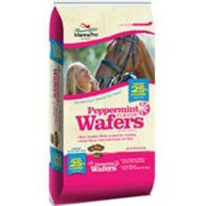 Peppermint Wafers Horse Treats, 20-lbs.