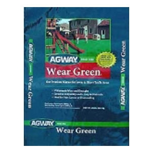 Agway Wear Green Grass Seed 25lb