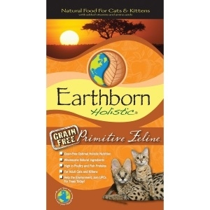 Earthborn Holistic Primative Feline Natural Cat Food
