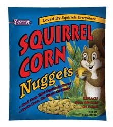 Squirrel Corn Nuggets 5 lbs