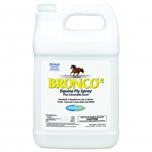 Bronco E Equine Fly Spray