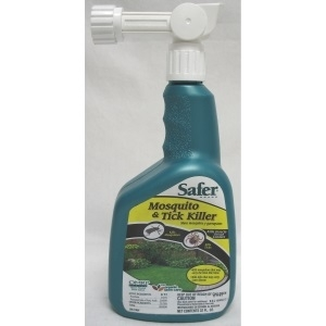 Mosquito & Tick Killer, 32-oz.