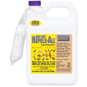 Bonide Repels-All Animal Repellent RTU, 1 Gallon