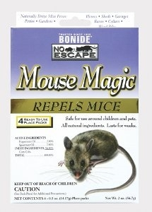Mouse Magic Repellent, 4 Pack