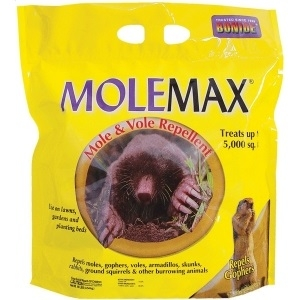 Molemax-rx Mole Repellent With Lawn Revitalizer - 10 lb.